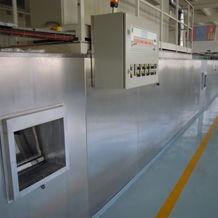 cuptor electric tunel cu banda